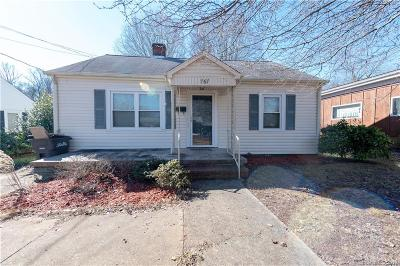 Statesville Single Family Home Under Contract-Show: 767 N Mulberry Street