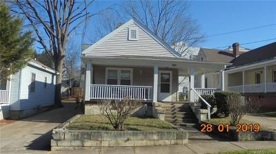 Charlotte Single Family Home Under Contract-Show: 1108 Greenleaf Avenue