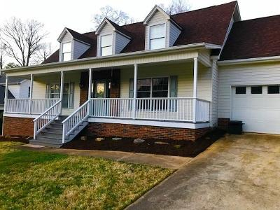Catawba County Single Family Home Under Contract-Show: 917 43rd Avenue Court NE #8