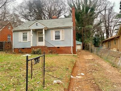 Single Family Home For Sale: 912 State Street