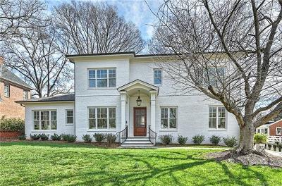 Charlotte Single Family Home For Sale: 1739 Maryland Avenue
