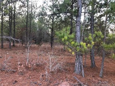 Wadesboro Residential Lots & Land For Sale: 8943 Nc 109 Highway