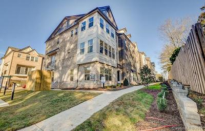 Charlotte Condo/Townhouse Under Contract-Show: 1105 Towns Hill Way #TMP 38