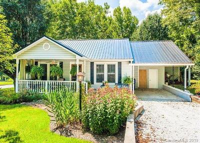 Henderson County Single Family Home Under Contract-Show: 207 Stoney Mountain Road