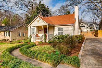 Charlotte Single Family Home For Sale: 3030 Sunset Drive