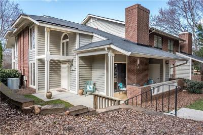 Charlotte Condo/Townhouse For Sale: 7903 Greenside Court
