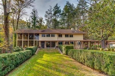Lake Lure NC Single Family Home For Sale: $3,825,000