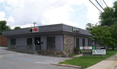 Henderson County Commercial Lease For Lease: 140 Church Street S #B