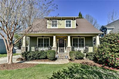 Charlotte Single Family Home Under Contract-Show: 643 McAlway Road