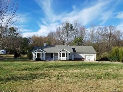 Monroe Single Family Home Under Contract-Show: 5512 Griffith Road