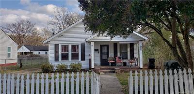 Rock Hill Single Family Home For Sale: 511 S Stonewall Street #31 and 3