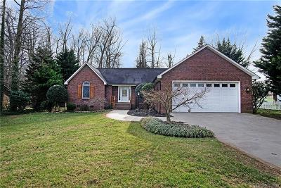 Lincoln County Single Family Home For Sale: 1687 Old Mill Road