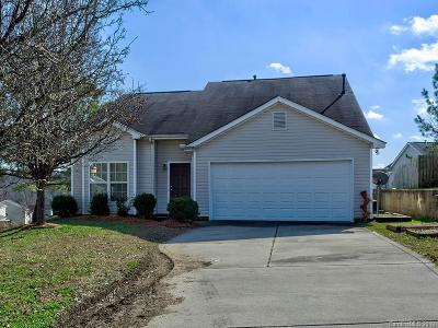 Kannapolis Single Family Home Under Contract-Show: 2607 Misty Cove