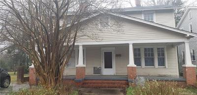 Rock Hill Single Family Home Under Contract-Show: 543 Hampton Street