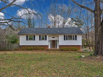 Monroe Single Family Home For Sale: 3004 Secrest Shortcut Road
