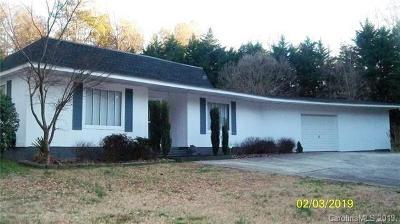 Gaston County Single Family Home For Sale: 112 Walnut Creek Road