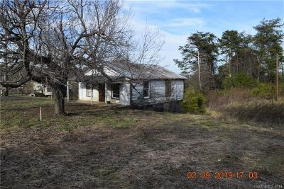 Casar NC Single Family Home For Sale: $12,000