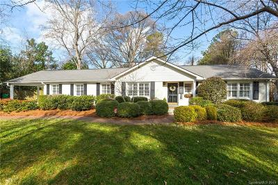 Cotswold Single Family Home Under Contract-Show: 115 N Canterbury Road