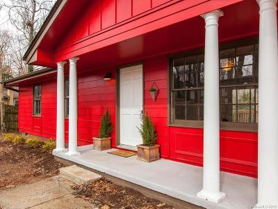 Asheville Single Family Home For Sale: 21 King Arthur Place
