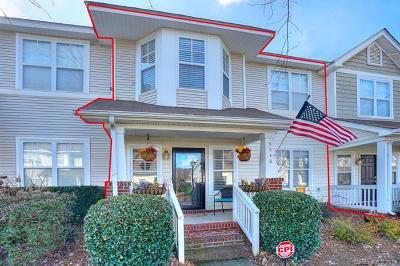 Condo/Townhouse For Sale: 8346 Brickle Lane
