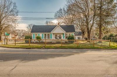 Kannapolis Single Family Home For Sale: 1706 Lane Street