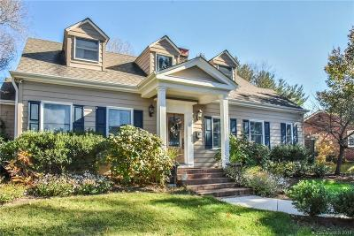 Asheville NC Single Family Home For Sale: $665,000