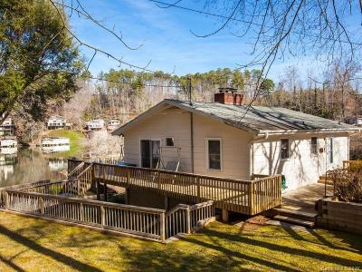 Lake Lure, Mill Spring, Rutherfordton, Columbus, Tryon Single Family Home For Sale: 373 Tryon Bay Circle