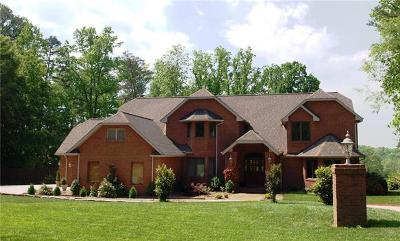 Catawba County Single Family Home For Sale: 4019 4th St Lane NW