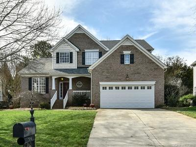 Waxhaw Single Family Home Under Contract-Show: 704 Deercross Lane