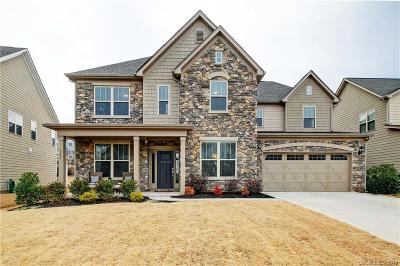 Mooresville Single Family Home For Sale: 117 Heron Cove Loop