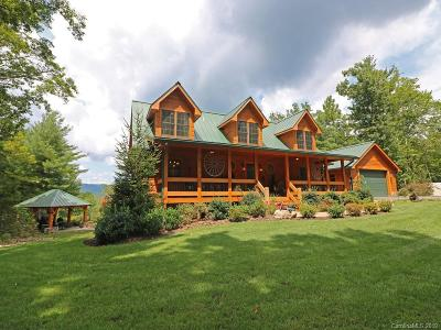 Brevard Single Family Home For Sale: 153 Kalmia Drive