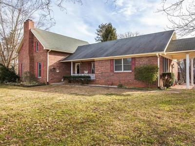 Buncombe County, Haywood County, Henderson County, Madison County Single Family Home For Sale: 616 Alexander Road