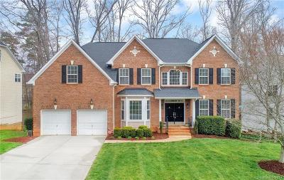 Waxhaw Single Family Home For Sale: 1229 Brough Hall Drive