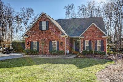 Indian Trail Single Family Home For Sale: 505 Woodbridge Lane