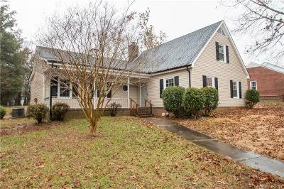 Charlotte Single Family Home Under Contract-Show: 11618 Harrowfield Road