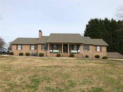 Lincoln County Single Family Home For Sale: 2278 Drive Inn Road
