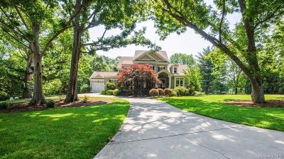 Davidson Single Family Home For Sale: 11308 Lauren Lane