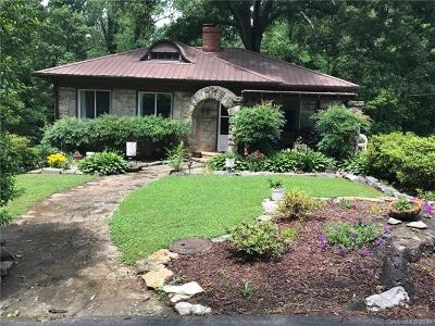 Buncombe County, Haywood County, Henderson County, Madison County Single Family Home For Sale: 87 Talmadge Street #19-25