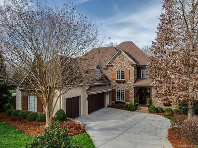Matthews Single Family Home Under Contract-Show: 1329 Wyndmere Hills Lane