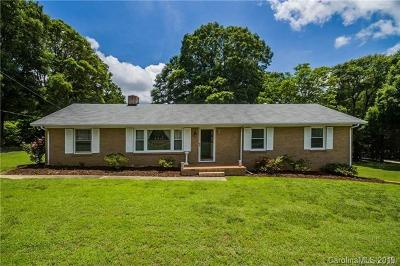 Single Family Home For Sale: 1411 Williams Road