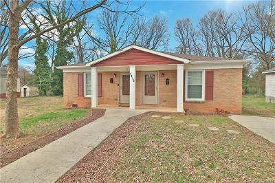 Charlotte Multi Family Home For Sale: 1013 Allen Street