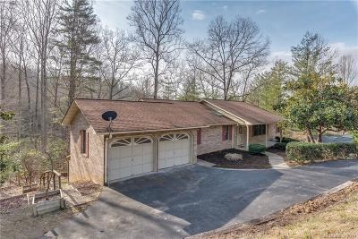 Henderson County Single Family Home For Sale: 25 Loggers Run