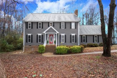Mount Holly Single Family Home For Sale: 215 Hickory Lane Drive