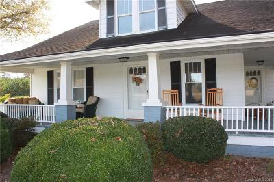 Iredell County Single Family Home For Sale: 3199 - 88 Acres W Memorial Highway