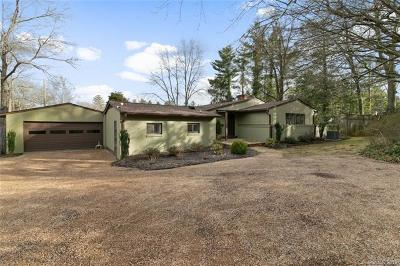 Buncombe County, Haywood County, Henderson County, Madison County Single Family Home For Sale: 28 Forest Road