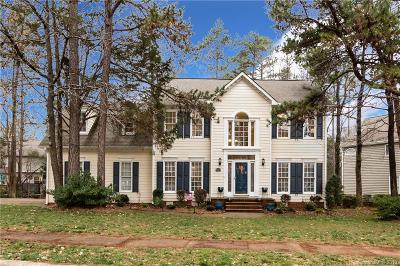 Single Family Home Under Contract-Show: 4806 Deer Cross Trail