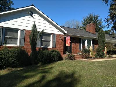 Salisbury NC Single Family Home For Sale: $133,500