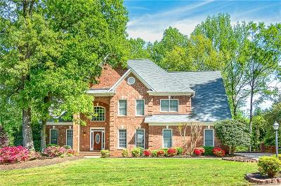 Charlotte Single Family Home Under Contract-Show: 11319 Stonebriar Drive #3