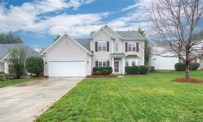 Charlotte Single Family Home Under Contract-Show: 9512 Mitchell Glen Drive