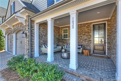 Cotswold Single Family Home For Sale: 1028 N Sharon Amity Road